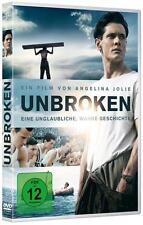 Unbroken (2015) * DVD * wie neu *
