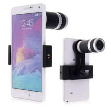 8x Zoom Telephoto Optical Camera Lens Telescope with Holder for IOS Android