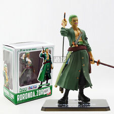 One Piece Anime New World RORONOA ZORO Figuarts Zero 5.9in Figure New With Box