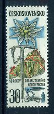 CHECOSLOVAQUIA CZECHOSLOVAKIA 1971  SC.1750  MNH Slovak Alpine Club