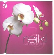 FREE US SH (int'l sh=$0-$3) NEW CD Sakura Dream: Reiki: Music for Healing & Rela