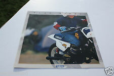 Motorcycle Brochure - Yamaha - RT180 PW80 et al - Play Bikes - 1996 OS (DC351)