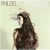 PHILDEL, THE DISAPPEARANCE OF THE GIRL, 12 TRACK CD ALBUM FROM 2013, (MINT)