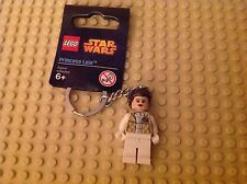 Lego Star Wars Minifigure Key Chain #850997 Princess Leia w/ Tags New