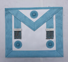 Masonic MM craft aprons  - leather - very good quality