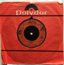 "The Steve Gibbons Band - Tulane - Polydor Records Company Sleeve 7"" Single"