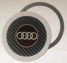 Magnetic Tax disc holder fits any audi as a1 a2 a3 a4 a5 a7 a8 q5 q7 tt roadster