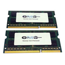 8GB (2X4GB) Memory RAM for Toshiba Satellite C655D Notebook Series DDR3-1066 A35