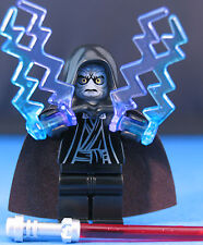 LEGO® brick STAR WARS™ 8096 Emperor Palpatine™ / Sidious + Blue FORCE LIGHTNING!