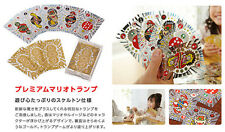 NEW Club Nintendo Limited Official Premium Mario Playing Cards Trump Japan FS