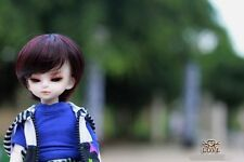 Ann DollLove YOSD Baby a little dollfie DL boy BJD Free make up eyes fur wig