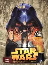 Star Wars - Revenge of the Sith - ROTJ - Count Dooku - Sith Lord