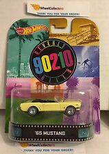 '65 Mustang * Beverly Hills 90210 * 2013 Hot Wheels Retro Series * N106