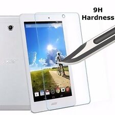 """Tempered Glass Screen Protector Film For Acer Iconia Tab8 A1-840 FHD 8"""" 9H 2.5D"""