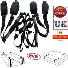 Under Bed Restraint System Bondage Strap Rope Cuffs Adult Toy Kit Sex Set Secret
