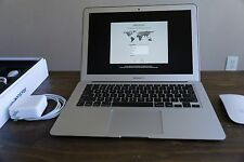 "Apple MacBook Air Mid 2013 13"" Core i7 1.7GHz 8GB 256GB SSD Mac OSX Free Mouse"