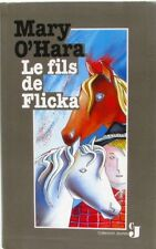 Le Fils de Flicka - Mary O'Hara - France Loisirs 1994 -