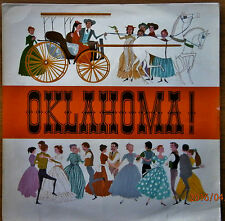 Oklahoma – World Record Club, Australia 1961 LP
