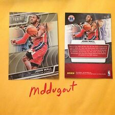 JOHN WALL #8 WIZARDS MVP STAR 2016 Panini National VIP Gold Chrome Base