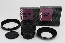 """EXCELLENT++++"" Contax carl zeiss Distagon T* 25mm F/2.8 MMJ MF Lens From Japan"