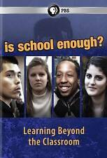 Is School Enough, New DVD, ,