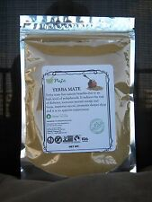 YERBA MATE powder 4oz 1/4lb, water soluble, stress relief, weight loss, KOMBUcha