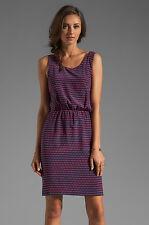 MARC BY MARC JACOBS Fiery Fuchsia Izzy Dot Print Dress Size 6 NEW $358