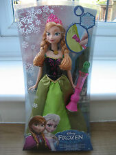 DISNEY FROZEN Color Magic ANNA totalmente nuevo en caja Muñeca Princesa