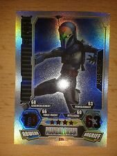 Force Attax Star Wars Serie 3 Force Meister Nr.235 Bo-Katan Sammelkarte
