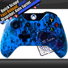 OVER 1000 MODE XBOX ONE MODDED RAPID FIRE CONTROLLER COD GHOSTS AW BLACK OPS 3