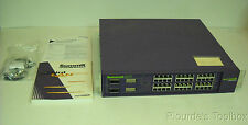 Used Extreme Networks Summit 48 Switch, 48- 10/100 Base-TX 2- 1000 Base-X, 15001