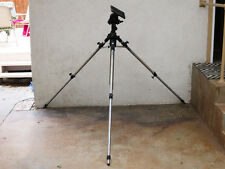 Vintage Majestic Heavy Duty Tripod & Geared head