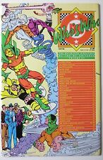 Who's Who: The Definitive Directory of the DC Universe #15 (May 1986, DC) (C3780