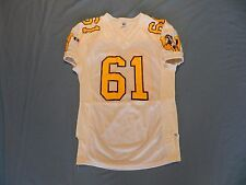 1990's Western Michigan Broncos game used jersey