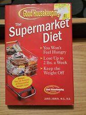 Good Housekeeping The Supermarket Diet Cookbook Jibrin M.S.  R.D., Janis, Westm