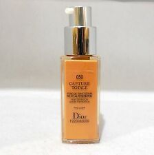 DIOR CAPTURE TOTALE HIGH DEFINITION FOUNDATION TRIAL SIZE 20ML SHADE #050 NEW(T)