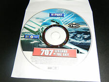 707 Legends of the Sky (PC, 1998) - Disc Only!!!!
