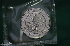 2000 CANADA Royal Canadian Mint  medallion - 25th anniversary Winnipeg mint