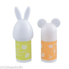 2 PCS/Set Cute Mini Portable Travel Hot Women Girl Kid Moisture Makeup