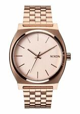 Nixon Time Teller Watch All Rose Gold, RRP 84.99, *BNWT*
