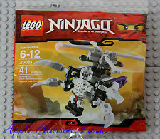NEW Lego Ninjago Minifig FRAKJAW SKELETON Poly Bag Minifigure Bone Chopper 30081