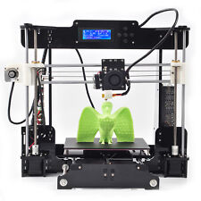 RepRap Prusa I3 3D Printer with Filament Bundle SD USB - AUTO LEVELING - AZ YKS