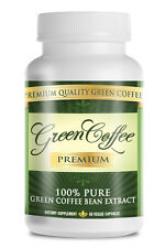 Green Coffee Premium - Weight Loss Supplement - 50% Chlorogenic Acid  - 1 Bottle