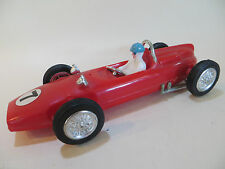 BPP 1002 VINTAGE FRICTION DRIVE RACING CAR (F1 COOPER) HONG KONG.  15cm
