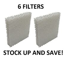 Humidifier Wick Filter Replacement for SW2002CS Bionaire Sunbeam - 6 Pack