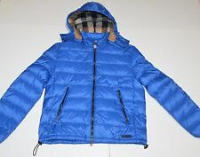 MSRP $595 NWT Burberry Brit Mitchson Quilted Down Jacket XXL Hooded