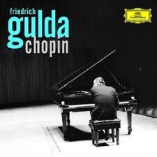 FRIEDRICH GULDA - GULDA SPIELT CHOPIN  2 CD  44 TRACKS CLASSIC SOLO PIANO  NEU