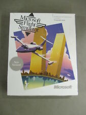 "Microsoft Flight Simulator v3.0 5.25"" & 3.25"" floppy disks FAST SHIP"