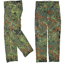 Original german army Bundeswehr pants flecktarn NEW item Size:M 34/32 Quality