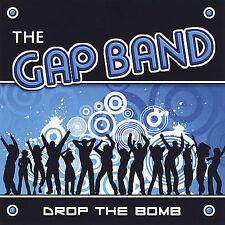 GAP BAND-Drop The Bomb CD NEW